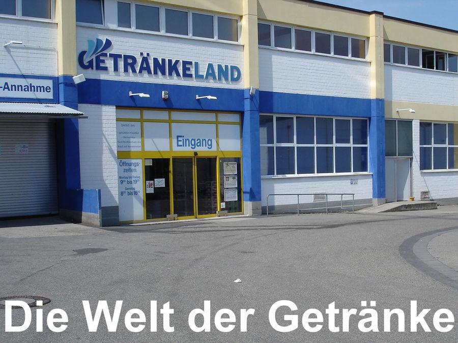 Getränkeland Ziegler GmbH - Unser Getränkemarkt